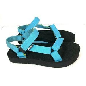 TEVA Universal Original Ankle Strap Sandals Size 9